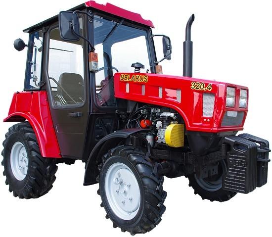 """Трактор """"Беларус – 320.4"""""""