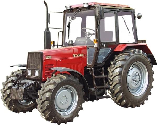 """Трактор """"Беларус – 892.2"""""""