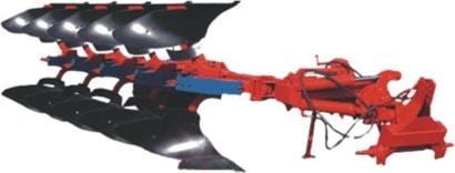 """Плуг 4-5-корпусный оборотный модульный для каменистых почв """"ПО – (4+1)- 40"""""""