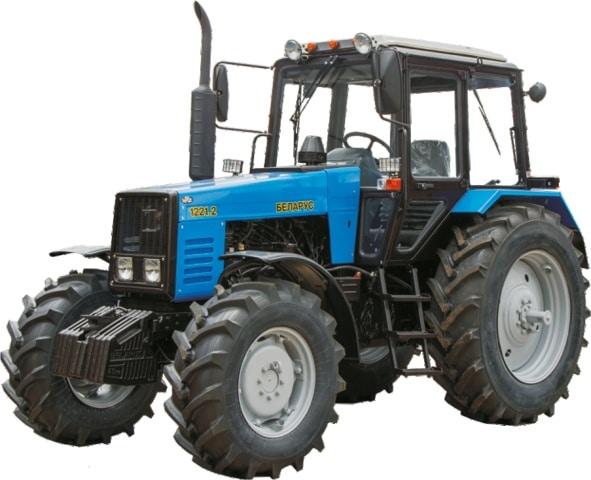 """Трактор """"Беларус – 1221.2"""""""