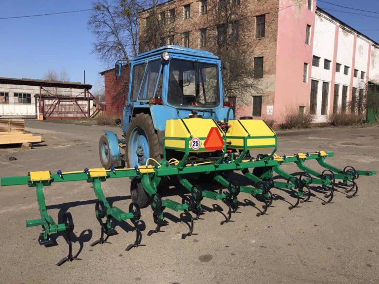 Культиватор-растениепитатель КРН-5.6