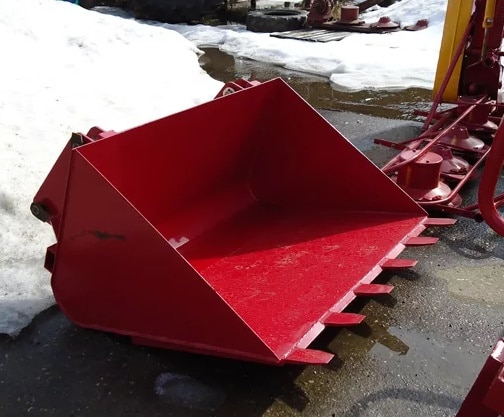 Ковш для сыпучих грузов ПК-0.5