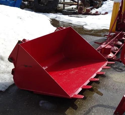 Ковш для сыпучих грузов ПК-0.8