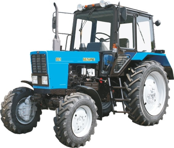 Трактор Беларус 82.1-23/12-23-32 балочный мост
