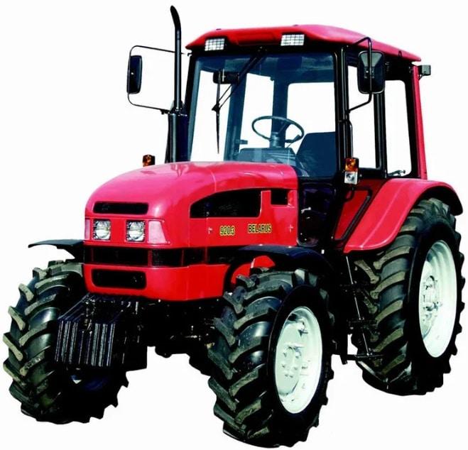 Трактор Беларус 920.3-087 (920, портальный мост)