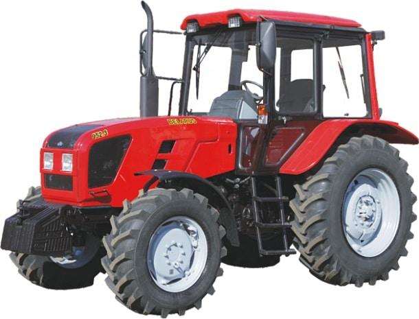 Трактор Беларус 952.3-093 (952, портальный мост)