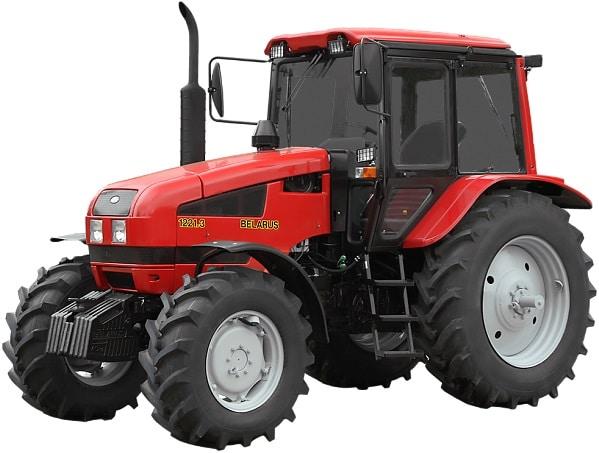 Трактор Беларус 1221.3-732 сдвоенные баки