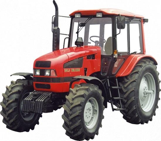 Трактор Беларус 1221.3-751 (дополнительный бак + пневмосистема)