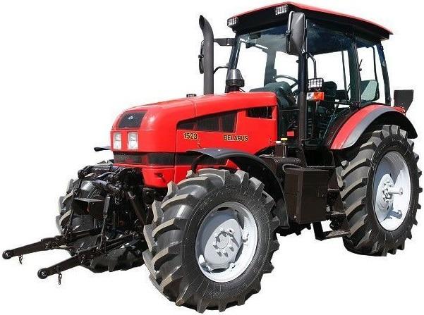 Трактор Беларус 1523.3-51/55-001 ПНУ, ВОМ, КП 16/8
