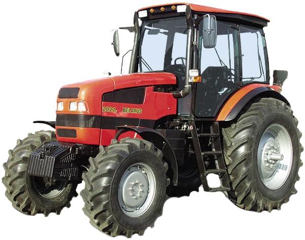 Трактор Беларус 2022.3-51/55-001 ПНУ