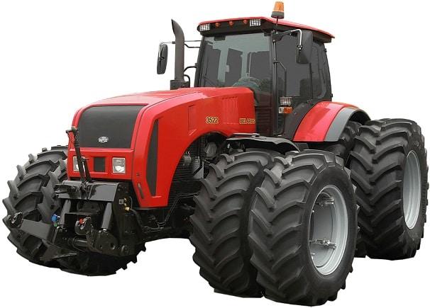 Трактор Беларус 3522-42/95-45/130